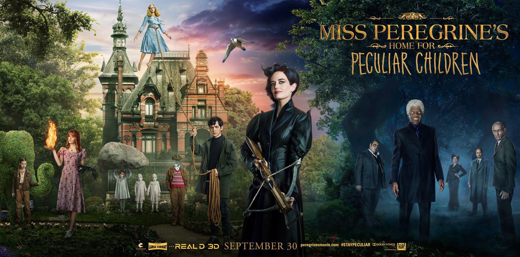 Miss-Peregrine